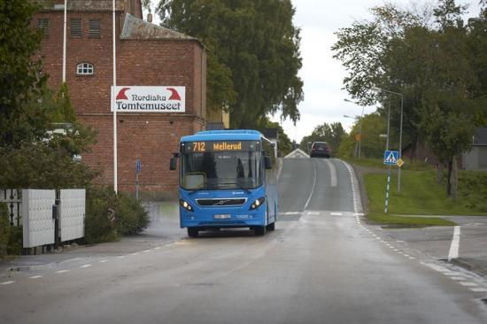 Regiontrafik, Dalsland.