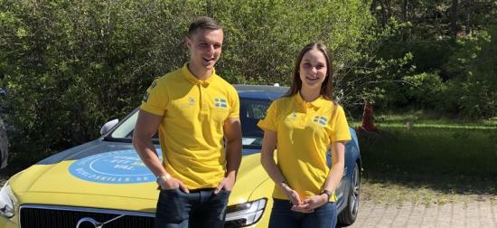 <span><span>Snart bär det av till i Yrkes-VM i Kazan. Oskar Thulin vann grenen bilskadeteknik och Anna Widholm vann grenen fordonslackering på Yrkes-SM förra året.</span></span>