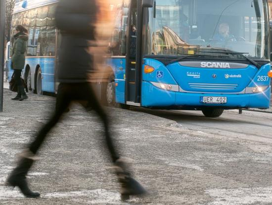 Fler bussar till nordöstra Göteborg från och med december.