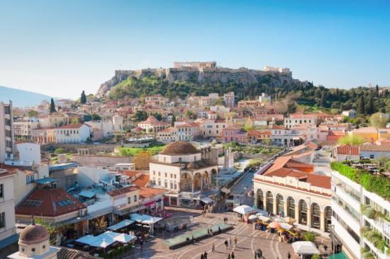 Nytt direktflyg från Stockholm till Greklands huvudstad Aten