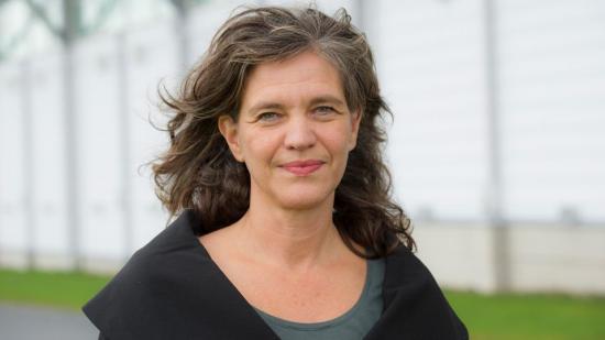Maria Krafft, trafiksäkerhetsdirektör på Trafikverket.