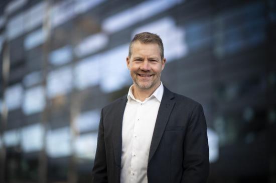 Petter Arnesen, CEO Rejlers Norge.