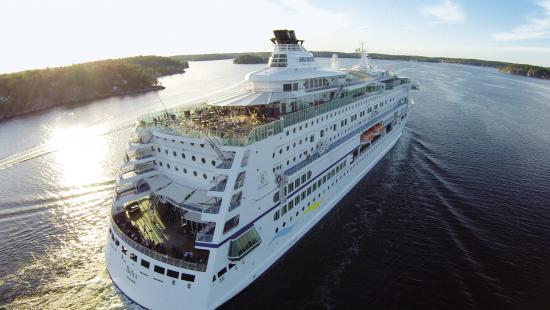Birka Cruises– Sveriges bästa rederi.