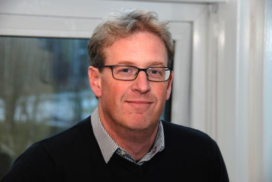 Christian Eriksson, enhetschef vägunderhåll.