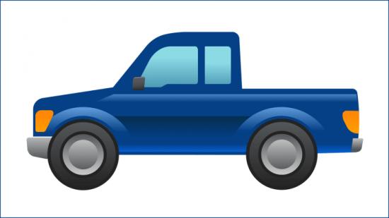 Ford hoppas få med emojin av F-150-pickup inkluderad i det officiella emoji-biblioteket.