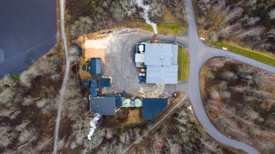 För att trygga leveransen av fjärrvärmen till kunderna i Nora har Solör Bioenergi investerat i en ombyggnation av fjärrvärmeledningarna i Nora.