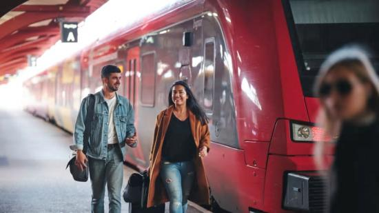 MTRX återlanserar direktlinje mellan Göteborg och Arenastaden.