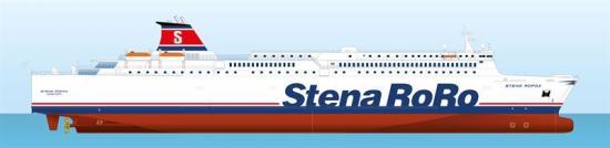Stena RoRohar köpt färjan Yamato från det japanska rederiet Hankyu Ferry.