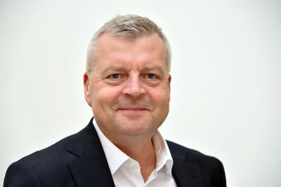 Gøran Salomonsen, vd på ABB Electrification Norway AS.