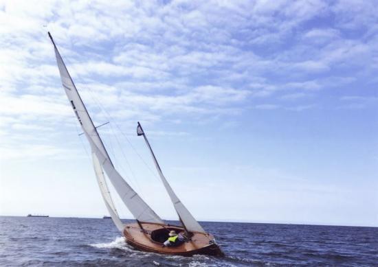 Kanotjakten Gitana konstruerades av Emanuel Bagge och byggdes 1938-42 i Sjötorp. Båten hade sin hemhörighet i Vänerns vatten i Karlstad under sina första år. . I slutet av 1940-talet kom båten till Göteborg och Göteborgs kanotförening.