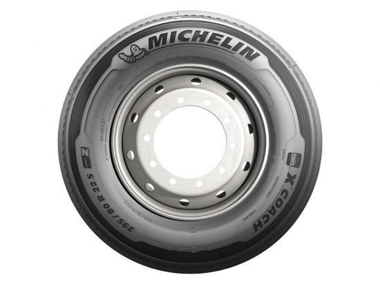 Michelin lanserar det nya däcket X Coach Z, som har tagits fram för bussar i långdistanstrafik och regionaltrafik.