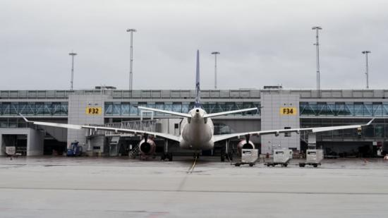 Stockholm Arlanda Airport.