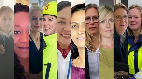 Stena Line siktar på fler kvinnor inom sjöfarten med global kampanj.