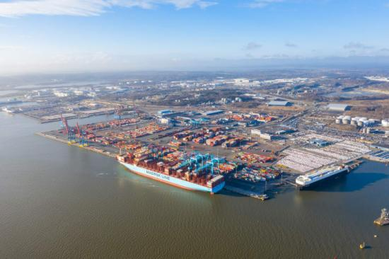 Containervolymerna i Göteborg hamn är oförändrade mellan januari och september i år jämfört med samma period förra året.