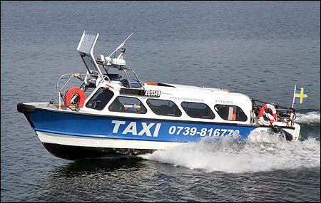 Taxibåten Diana, byggd av Fisksätra varv på Fimoverken i Gränna 1964 har k-märkts tack vare sitt kulturhistoriska värde. Hon är fortfarande i bruk med hemmavatten i Stockholms skärgård.
