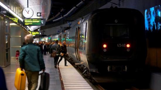 I december startar 10-minuters trafiken med Öresundstågen igen.