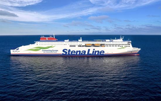 De två fartygen som nu börjat byggas är både 30 % större och mer energieffektiva än tidigare fartyg.