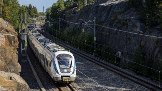 Under 2020 har Stockholms pendeltåg varit punktligare än någonsin.