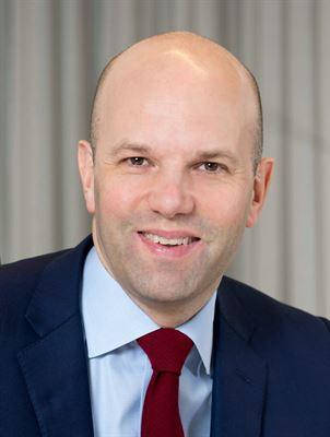 Mattias Dahl, vd för Transportföretagen.