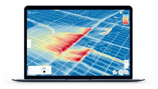 Med Shair kan visualisera städers luftkvalitet i realtid för att göra det osynliga synligt och möjligt att förbättra.