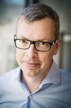 Carl Zide, VD på Massbalans.