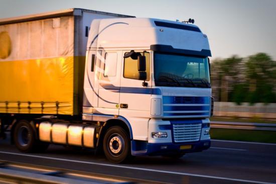 1 juli öppnas delar av vägnätet för 74-tons lastbilar.