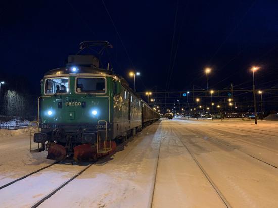 Transportstyrelsen har gjort en riskvärdering av att använda kompositbromsblock i vinterklimat baserat på resultatet av förra vinterns bromstester.