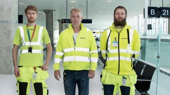 Tekniker och ansvarig projektör inom dörrautomatik på SafeTeam.