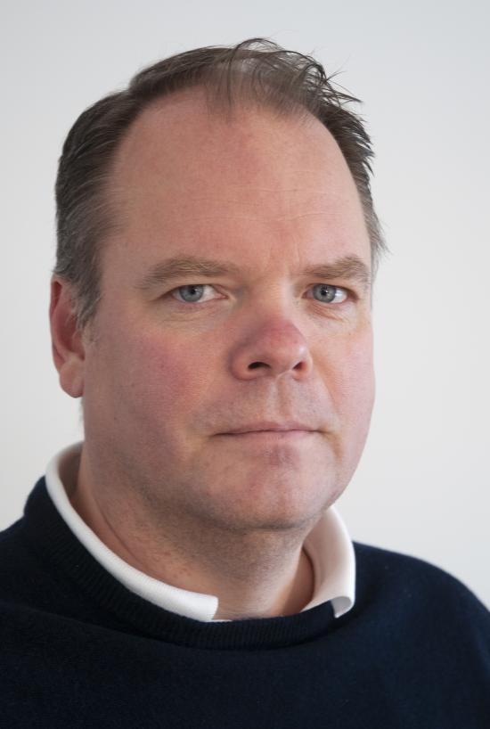 Peeter Nömm, vd Hargs hamn AB.