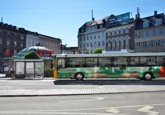 Fler elbussar som denna kommer att trafikera Köpenhamns gator.
