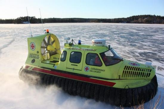 RS Vadstena-Motalas svävare