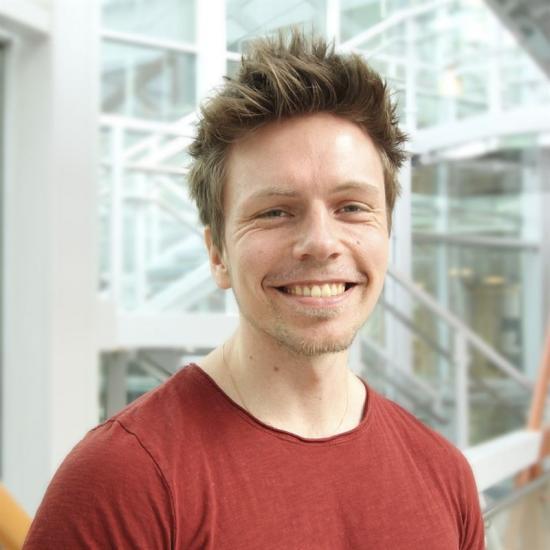 Henrik Bodin Sköld, expert på översvämningshantering på Ramboll.