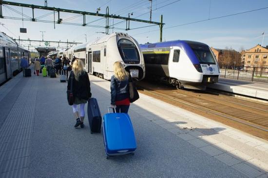 Resenärspunklighet är ett annat sätt att mäta tågens punktlighet. Förhoppningen är att det ska ge ökad förståelse om hur resenärerna skapar sin uppfattning om punktlighet.