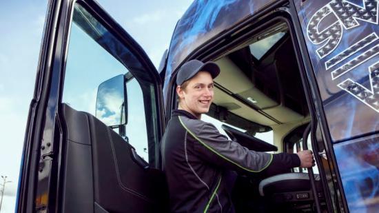 Herman Borring är en tidigare vinnare av Yrkes-SM