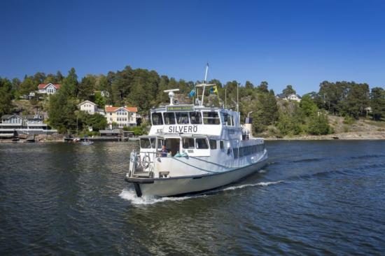 Båten Silverö