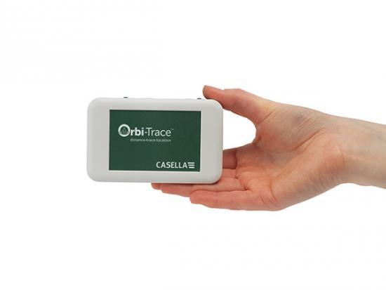 Orbi-Trace är liten och enkel, och ett smart sätt att öka säkerheten.
