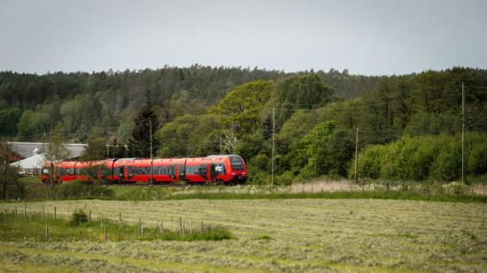 MTRX punktligast mellan Stockholm och Göteborg 2020 med rekordsiffror.