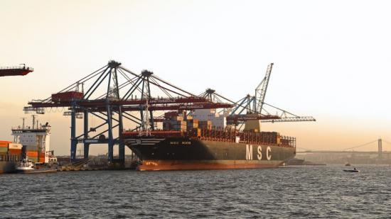 I Göteborgs hamn finns kapacitet att avhjälpa förseningar i andra europeiska hamnar till följd av situationen i Suezkanalen.