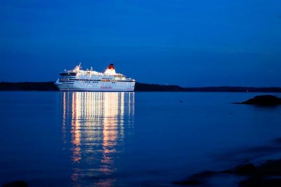 Passagerartrafiken till sjöss har påverkats kraftigt under pandemin.