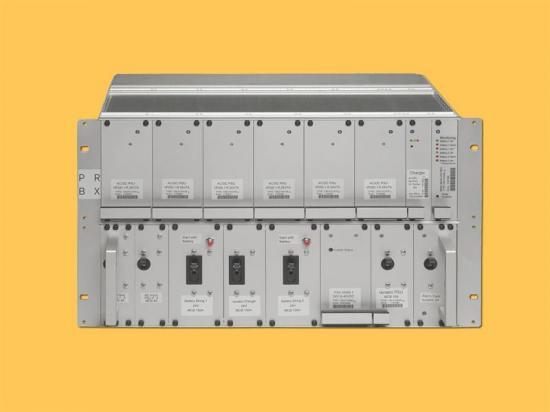 PRBX Battery Backup Unit System