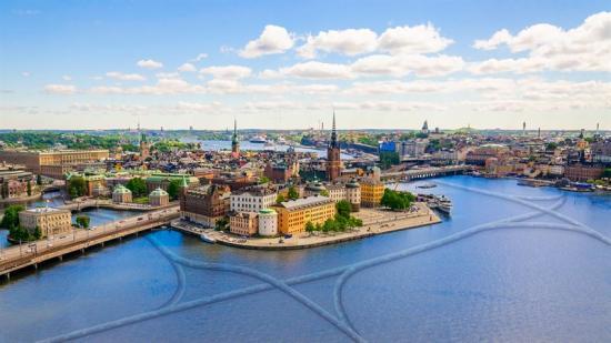 NuMo vattenvägar Stockholm.