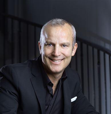 Thomas Engelhart, ny chef för SAS Growth Initiative.
