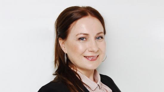 Larissa Strömberg, ny ansvarig för klimatneutralitet inom Svevia.