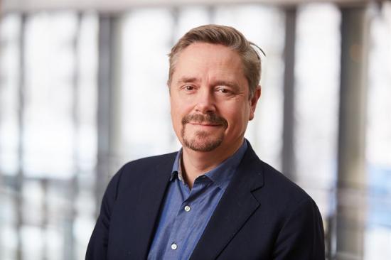 Henrik Löfgren, ny VD för Infranord.