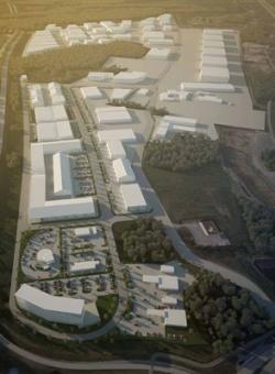Svefa erhåller stort fastighetsutvecklingsmandat för logistik invid Arlanda från Swedavia Real Estate.