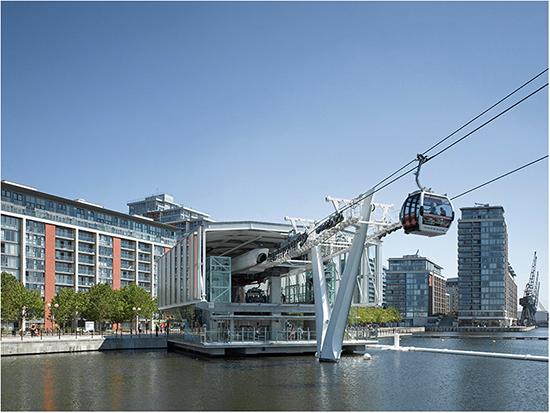 Royal Docks Station.